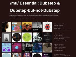 Music - info stylee32 net > Music